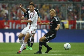 FC Bayern Muenchen v AC Milan - Audi Cup 2011