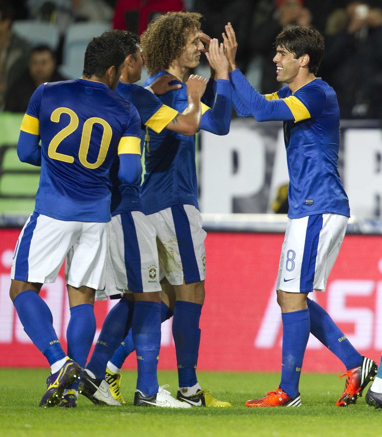 Kaka Brazil: PHOTOS: Kaka (Brazil) 6-0 Iraq