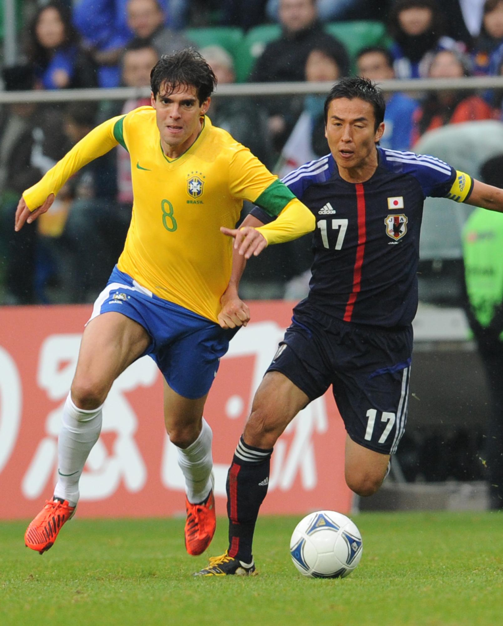 Kaka Brazil: PHOTOS: Japan 0-4 Kaka (Brazil)