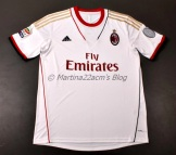 PHOTOS - Milan's Official 2013-2014 Jerseys (1)