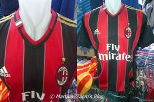 PHOTOS - Milan's Official 2013-2014 Jerseys (10)