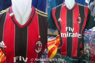 PHOTOS - Milan's Official 2013-2014 Jerseys (10)