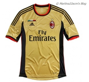 PHOTOS - Milan's Official 2013-2014 Jerseys (11)