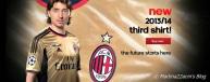 PHOTOS - Milan's Official 2013-2014 Jerseys (4)