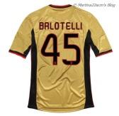 PHOTOS - Milan's Official 2013-2014 Jerseys (5)