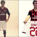 kaka first training milanello (13)