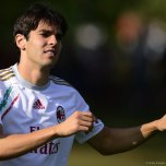 kaka first training milanello (14)