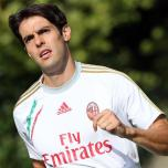 kaka first training milanello (18)