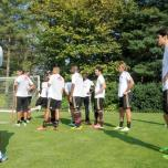 kaka first training milanello (22)