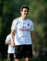 kaka first training milanello (26)