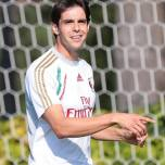 kaka first training milanello (39)