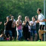 kaka first training milanello (4)