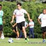 kaka first training milanello (46)
