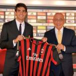 kaka first training milanello (47)