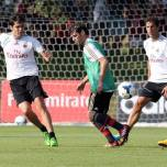 kaka first training milanello (7)