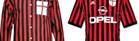 Милан, эмблема святого георгия